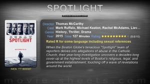 Spotlight - 2015 - tt1895587 -1