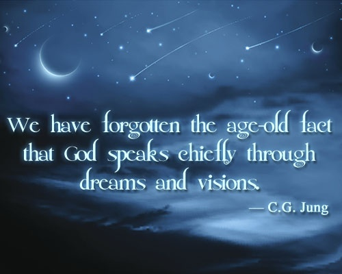 views of dreams carl g Carl gustav jung might be one of the most well-known psychotherapists and   jung was immersed in his dreams as a young child there were.