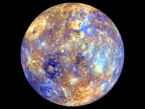 mercury planet color - photo #11